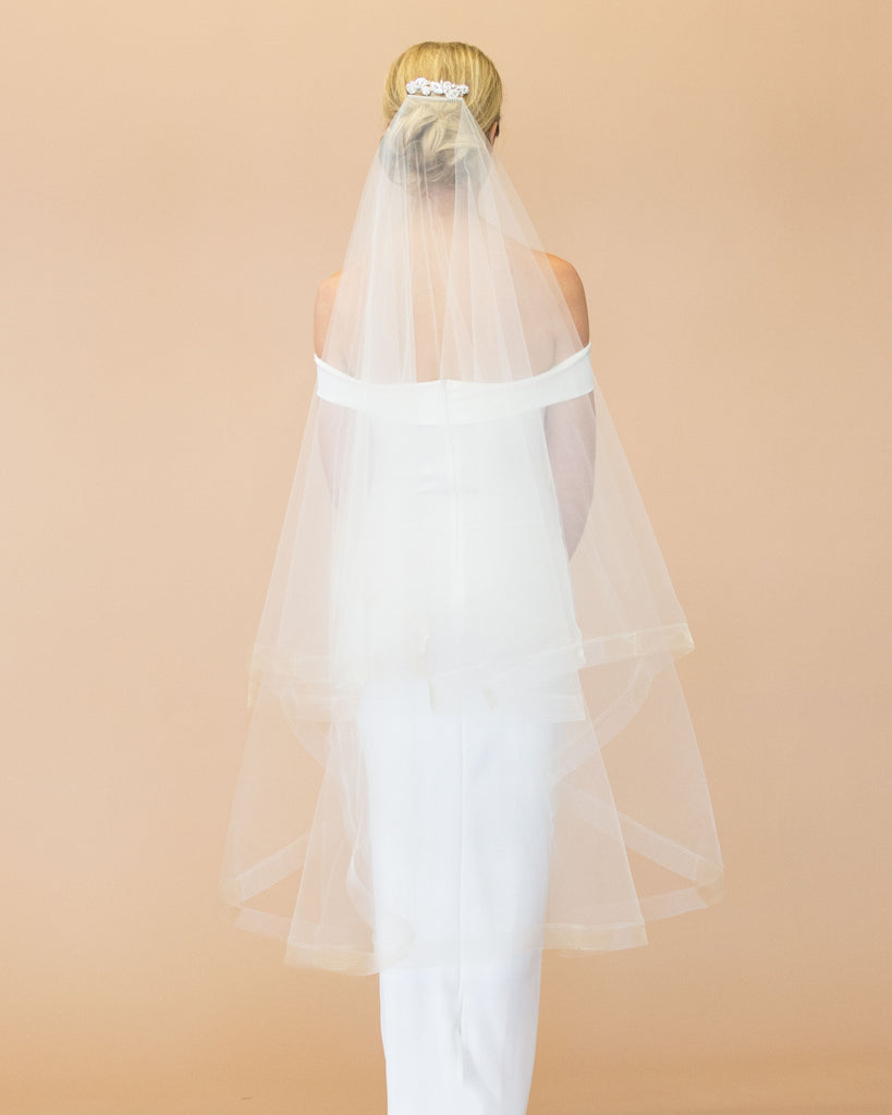 Horsehair Wedding Veil