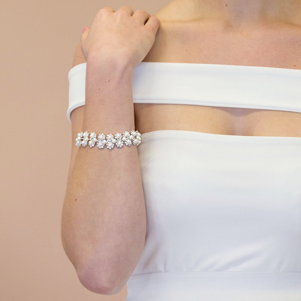 Pearl Bracelet for Weddings