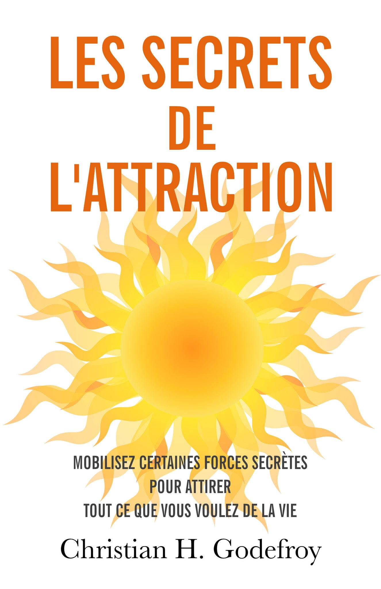 Les secrets de l'attraction - papier
