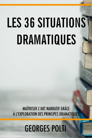 36 situations dramatiques - papier