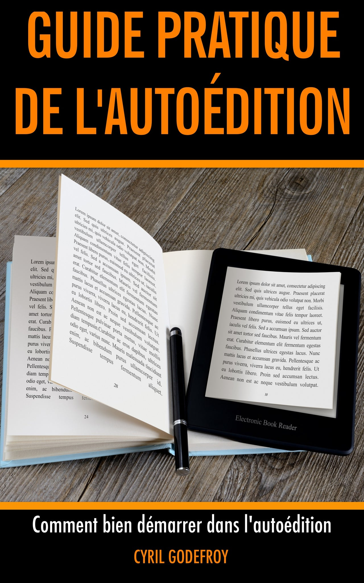 Guide pratique de l'autoédition - ebook