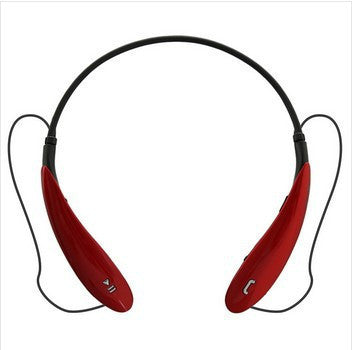 Wireless Bluetooth Rest-on-the-Neck Headset