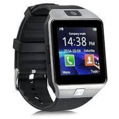 Wireless Bluetooth Smart Watch, Cell Phone, and Live Video Recorder