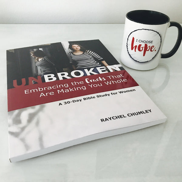 Unbroken Bible Study Book