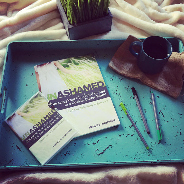 Unashamed Bible Study Book