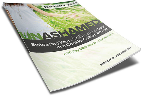 Unashamed Facilitator Guide (Digital Download PDF)