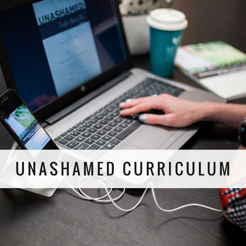 UNASHAMED Home Study Course - Digital Download