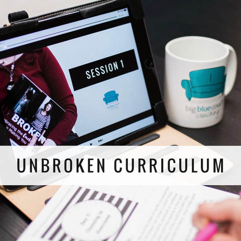 UNBROKEN Home Study Course - Digital Download