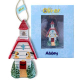 Abbey Ornament