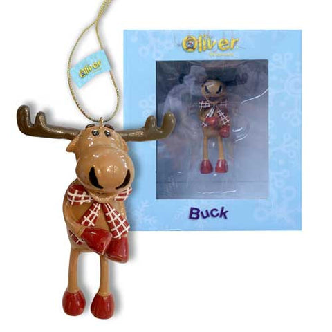 ORNAMENT - BUCK