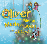 Oliver the Ornament Meets Marley & Joan and Abbey