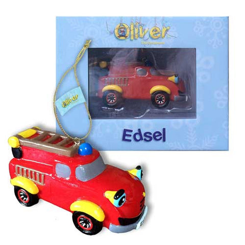 Ornament – Edsel