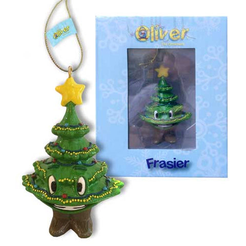 ORNAMENT – FRASIER