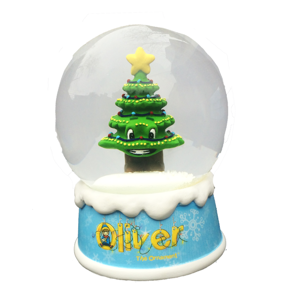 Musical Snow Globe - Frasier