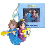 Marley & Joan Ornament