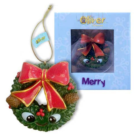 ORNAMENT – MERRY