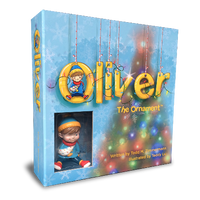 Purchase a copy of Oliver the Ornament for a hospitalized child