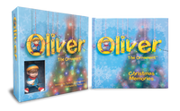 Oliver the Ornament Gift Set with Free Copy of Christmas Memories