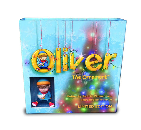 Case of Oliver the Ornament Limited Edition Gift Sets