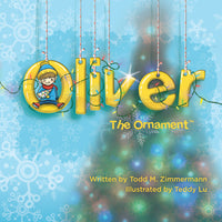 Oliver the Ornament Personalized Edition