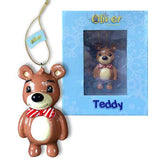 Ornament - Teddy