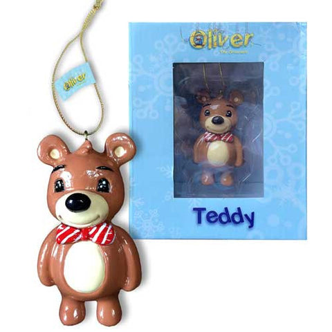 ORNAMENT – TEDDY