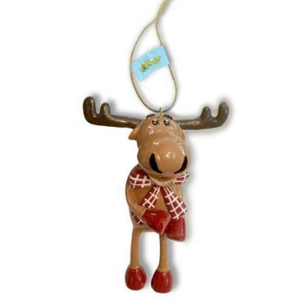 Buck Ornament