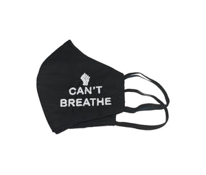 """I Can't Breathe"" w/ 5 replacement filters"