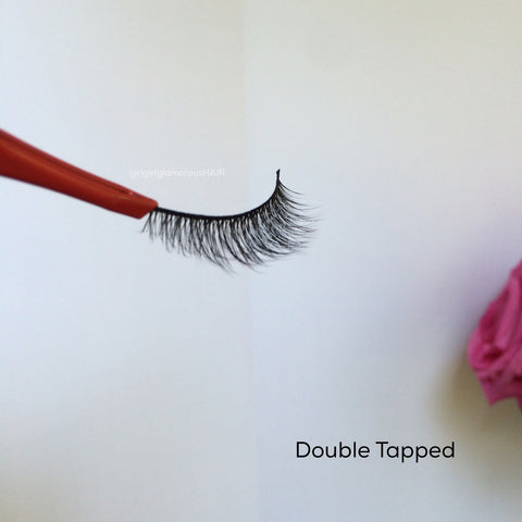 vegan friendly wedding natural false faux lashes cruelty free reusable affordable