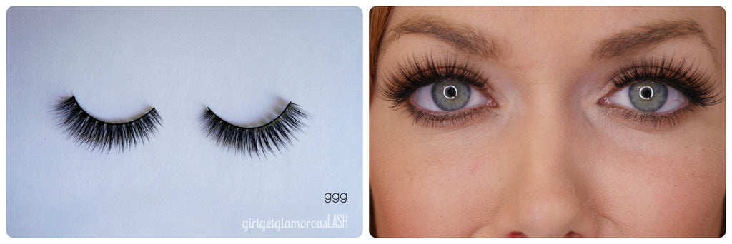 5007c563177 ... 3-d vegan friendly dramatic false faux lashes cruelty free reusable  affordable; ggg ...