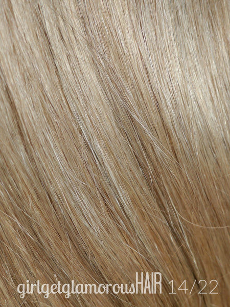 Beach Day | {shade 14/22} Highlighted Blonde Remy Hair Extensions