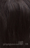 black brown human hair extensions clip in best quality reviews brand girl get glamorous