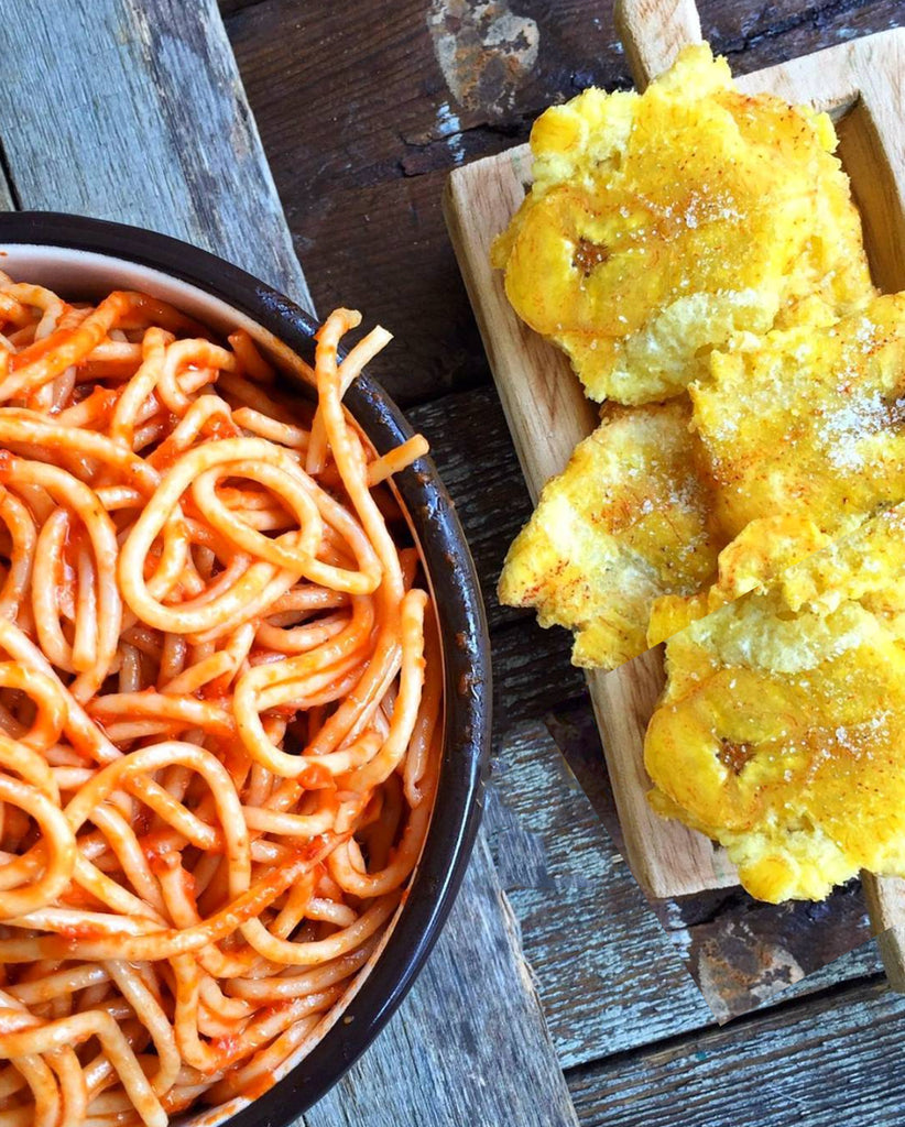 As Dominicans, one of our favorite dishes is pasta!