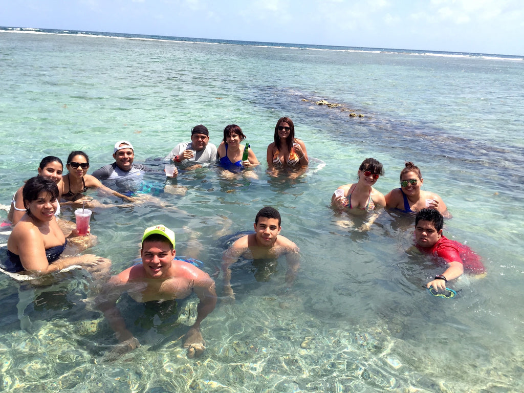 In the Dominican Republic we know how to have a great time!