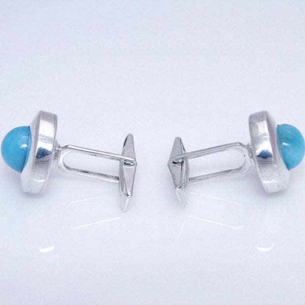 larimar men cufflinks