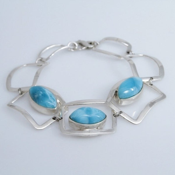 Larimar Bracelet, MENA Collection