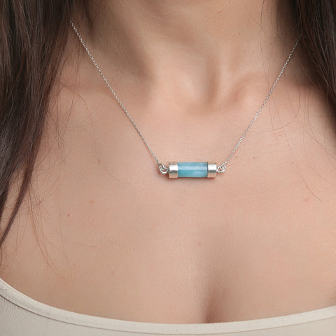 Shop Larimar necklace