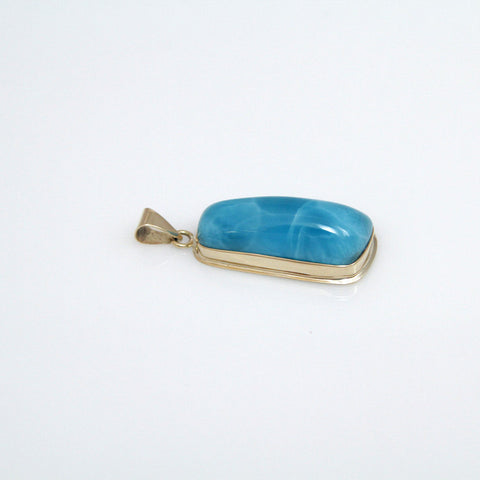 larimar gold jewelry
