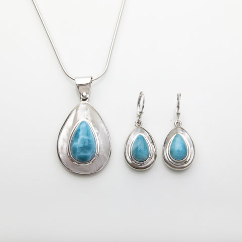 Larimar Set, Wintery