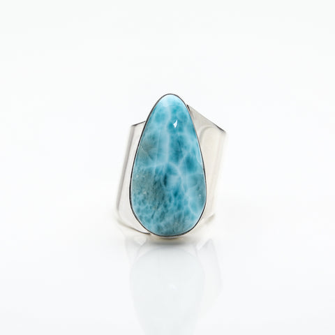 Larimar Ring Gunter