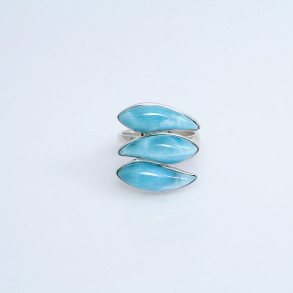 Larimar Ring, Uvilla Small