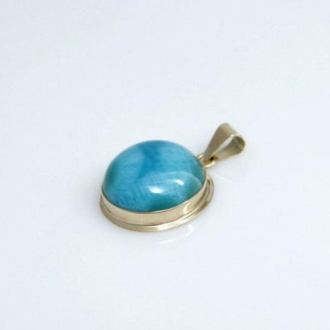 larimar gold jewelry,