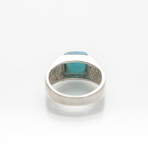 Larimar Men Ring, Kur