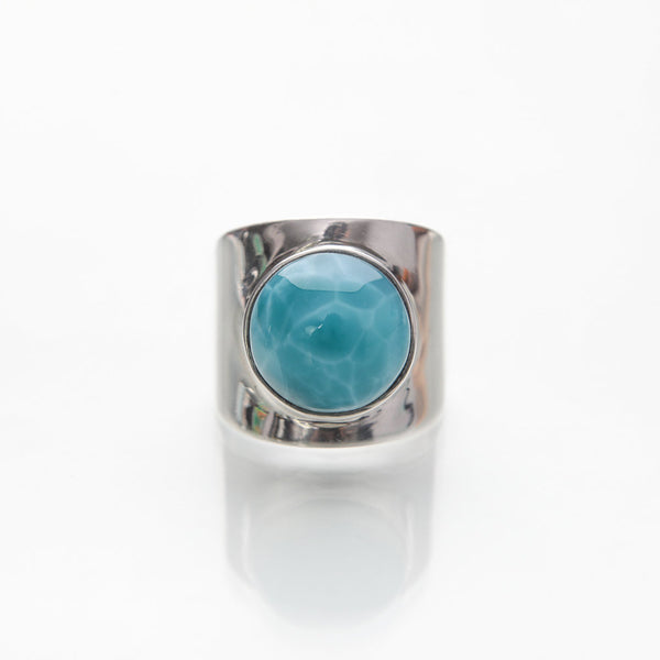 Larimar Ring, Redemption