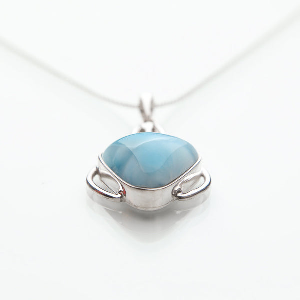 Larimar Pendant, Veronique