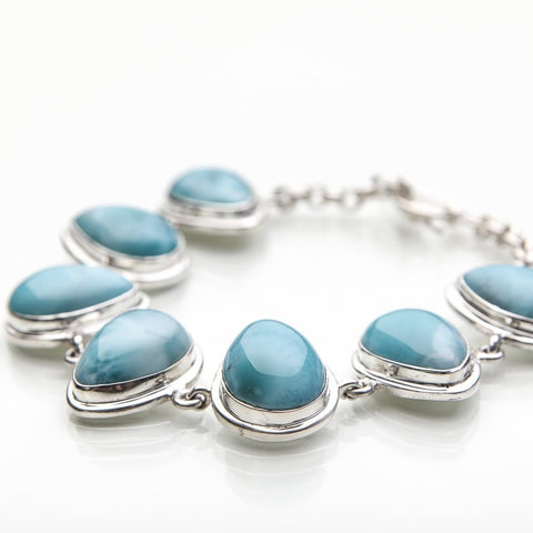 Larimar Bracelet, Willow