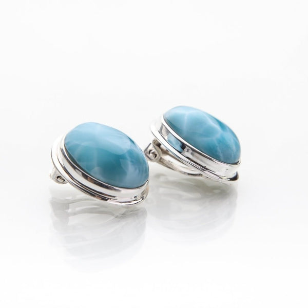 Larimar Earrings, Vara