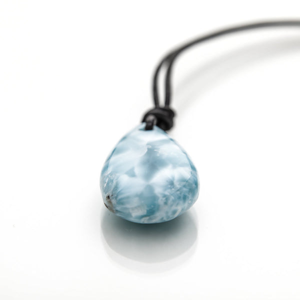 Larimar Necklace, Prague