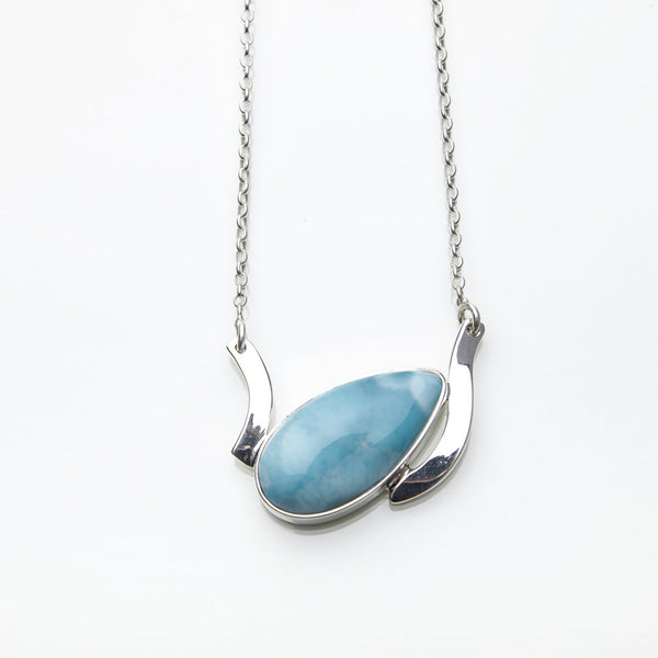 Larimar Necklace, Torin
