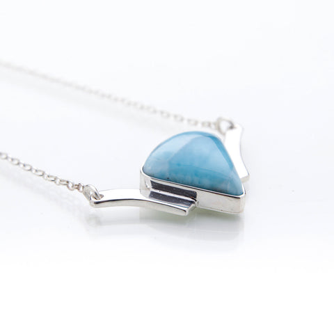 Larimar Necklace, Carys